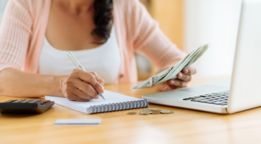 Reduce Stress by Budgeting