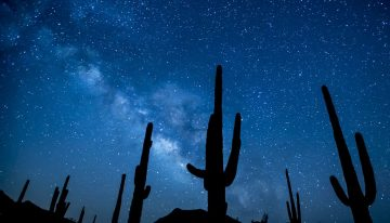The Top 10 Stargazing Locations In North America